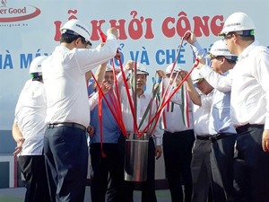 Thanh Hoa eyes $14-million poultry processing plant