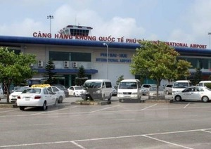 Phu Bai int'l airport to have new passenger terminal