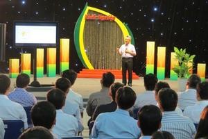 Forum talks high-tech farming