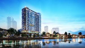 Construction of condo-villa project Q2 THAO DIEN begins