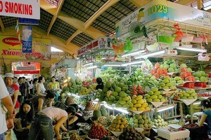 HCM City food, foodstuff sales rise by 13.7 per cent