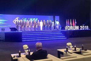 Regional countries discuss digital technology