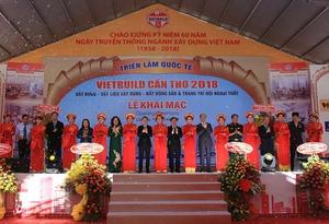 Vietbuild expo opens in Can Tho City
