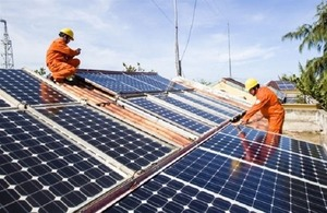 Ha Tinh to build two solar power plants