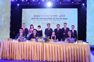 SCB signs deal with three Hong Kong banks