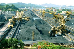 Vinacomin aims to produce 41 tonnes of coal in 2019