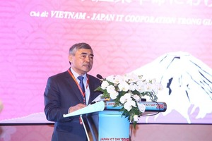Japan to lift investment in VN IT sector