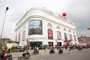 Vincom Plaza Thai Nguyen launched
