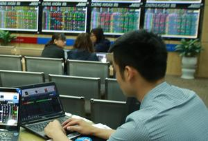 Shares rise on purchasing power