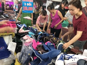 Promotion Fair opens in HCMC