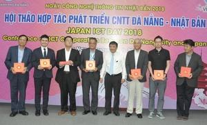 Da Nang, Japan foster co-operation in information technology