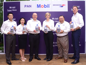 ExxonMobil launches products for motorbikes and scooters in Viet Nam