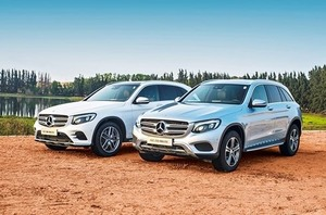 VR launches recall campaign for Mercedes GLC