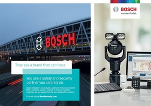 Bosch to show off smart solutions at expo
