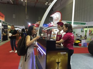 HCM City hosts VietFood Beverage – ProPack expo