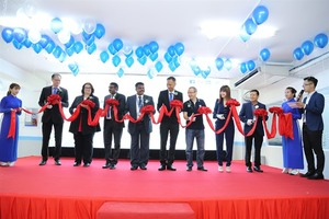 TÜV SÜD launches its hardlines testing laboratory in Ho Chi Minh City
