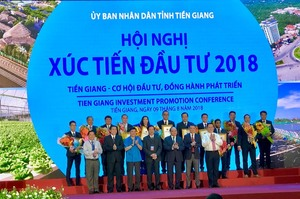 Tien Giang can drive growth in Mekong Delta: PM