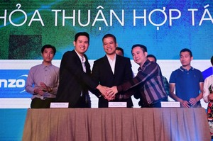 Asanzo, VTVCab, NextMedia sign deal
