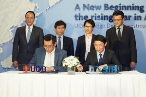 United Overseas Bank in deal to foster foreign investment