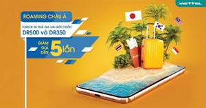Viettel reduces roaming rate for National Day