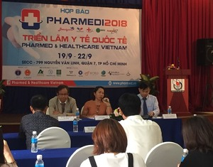 HCM City to host int'l pharma expo