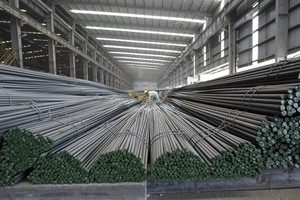 Hoa Phat churns out nearly 1.5m tonnes of steel in eight months
