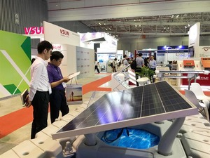 Energy exhibitions open in HCMC
