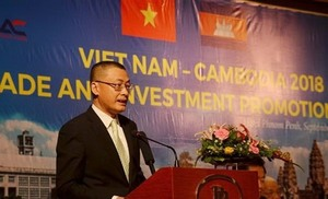 VN-Cambodia trade forum kicks off