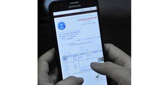 Decree promotes the use of e-invoices