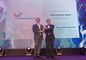 FrieslandCampina honoured as one of the best companies to work for in Viet Nam