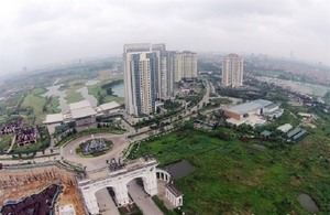 Ha Noi to build 48.5-hectare urban area in Bac Tu Liem