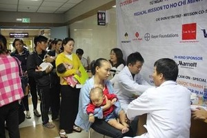 Lotte Mart helps Operation Smile