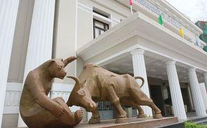 VN shares extend declining on trade tariffs