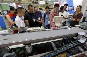 Textile, garment industry expo opens in Ha Noi