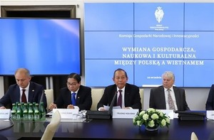 Government encourages Vietnam-Poland cooperation: Deputy PM