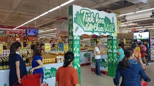 Big C offers VN cuisine with discounts