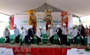 Work starts on $44m solar plant in Binh Thuan
