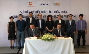 Digiworld to develop Nokia brand in VN