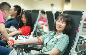 Samsung donates 18,000 units of blood
