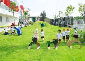 New Canada- Vietnam Kindergarten campus opens in HCM City