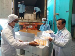 Vietnamese salted duck eggs head to Australia