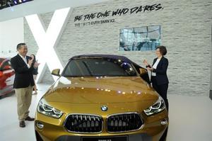 BMW shows debut in Viet Nam