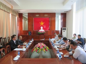 Vietnamese Entrepreneurs Abroad association to open office in Can Tho