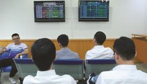Stocks rebound on bargain hunting