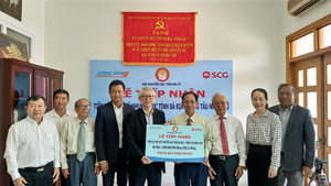 Thai giant provides support to education in Ba Ria — Vung Tau