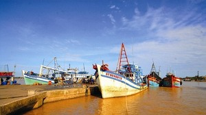 Tran De seaport in Soc Trang to be developed with private capital