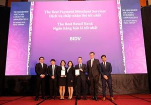BIDV named Best Retail Bank in Viet Nam