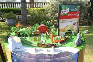 Knorr targets double-digit growth this year