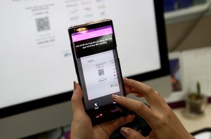 Cashless payments an irreversible trend:SBV