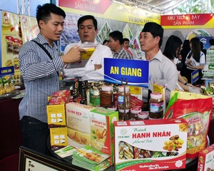 Vietnamese goods campaign promote local firms' development
